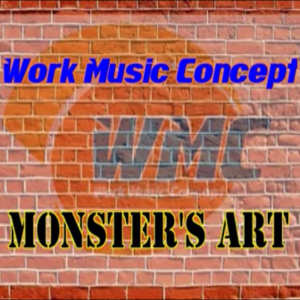 monster's art