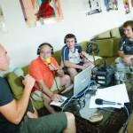 Mosaïque FM - Août 2008 - Nice Matin - Rodolphe Goupil
